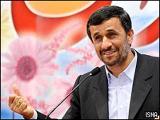محمود احمدی نژاد