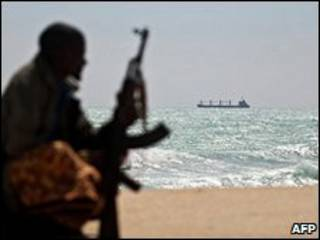 Hải tặc Somali (ảnh tư liệu)