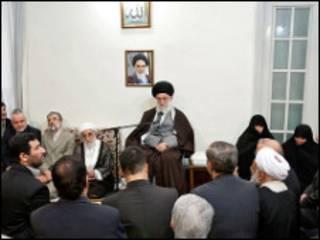 آیت الله خامنه ای، عکس از خبرگزاری فارس