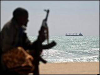 सोमाली बंदूकधारी