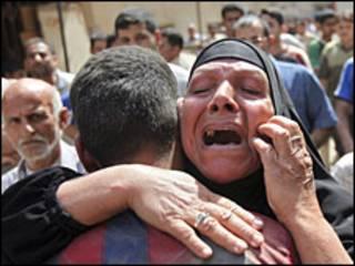 بغداد میں دھماکے، فائل فوٹو
