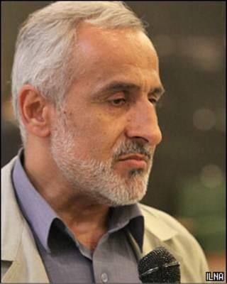 الیاس نادران، نماینده مجلس ایران