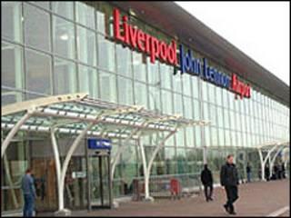 Aeroporto de Liverpool (arquivo)