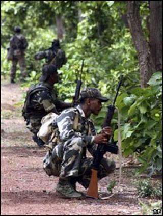 В последнее время маоистские повстанцы заметно активизировались