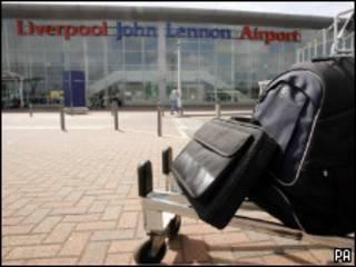 Ливерпульский аэропорт