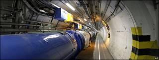 Una sección del LHC