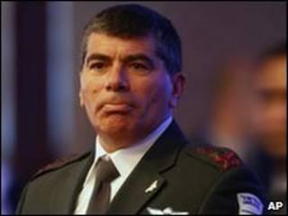 General Gabi Ashkenazi (arquivo)