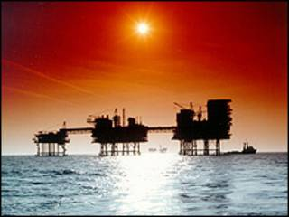 planta petrolífera. Foto cedida por Centrica/British Gas