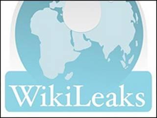 Logo Wikileaks.