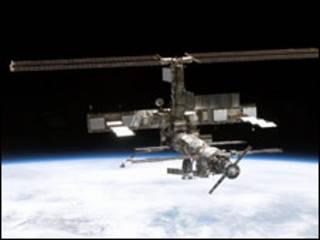 ایستگاه بین المللی فضایی