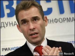 Уполномоченный по правам ребенка Павел Астахов (РИА Новости)