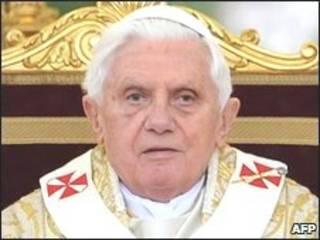 Đức Giáo hoàng Benedict 16