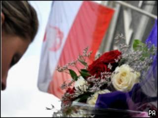 В России скорбят по погибшим полякам