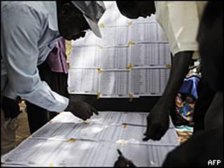 Выборы в Судане