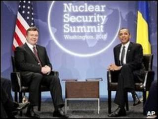 Янукович і Обама