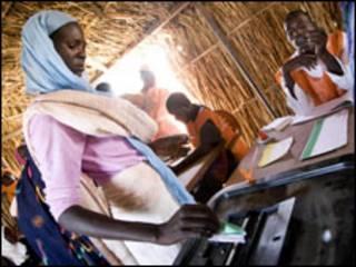 الانتخابات السودانية