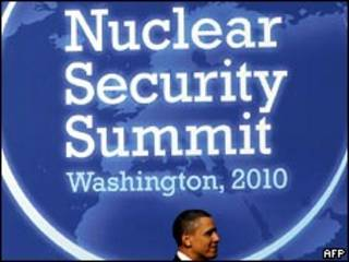 Президент США во время саммита