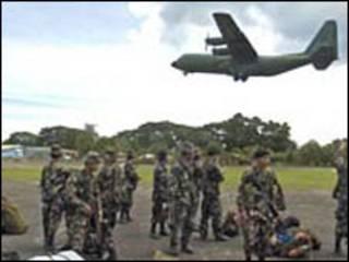 الجيش الفيليبيني