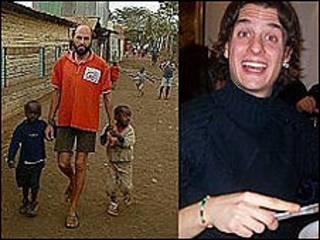 Los dos misioneros hallados muertos en los Andes venezolanos