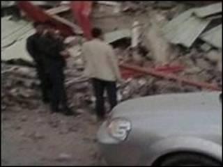 زلزال الصين