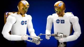 नासा का रोबोनॉट-2