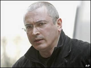 Михаил Ходорковский (13 апреля 2010 года)