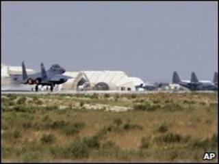 База ВВС США в Баграме