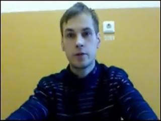 Скриншот видеобращения Валерия Кулиша