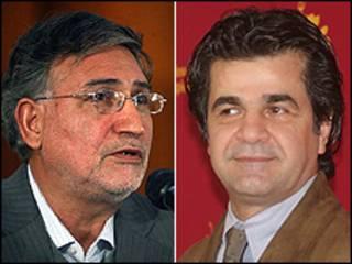 جعفر پناهی و محمد نوری زاد