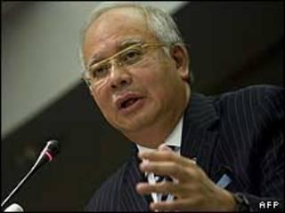 نحیب رزاق، نخست وزیر مالزی
