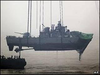 Tàu hải quân Cheonan