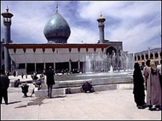 مسجد في ايران
