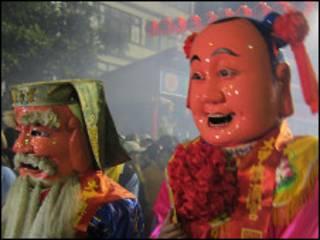 جشنی در تایوان