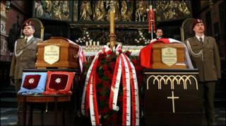 pemakaman Kaczynski