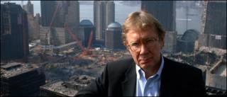 Корреспондент Би-би-си на месте падения башен ВТЦ в Нью-Йорке