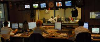 радио-студия Би-би-си