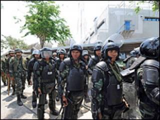 Tayland ordusu