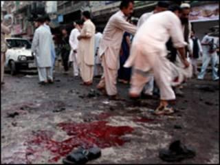 تفجير في بيشاور
