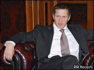 Министр природных ресурсов Юрий Трутнев