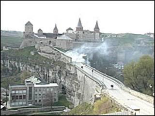 Кам'янець-Подільська фортеця - недофінансоване чудо України