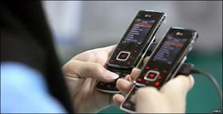 تولیدات کارخانه گوشی تلفن همراه در ایران