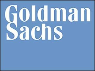 Logotipo de Goldman Sachs.