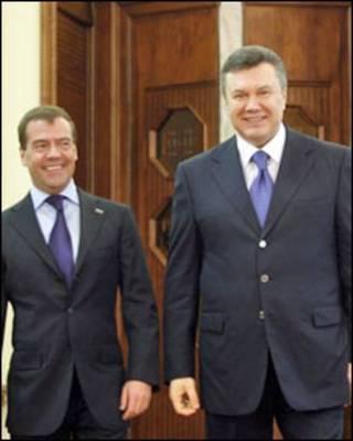 Президенти в Харкові