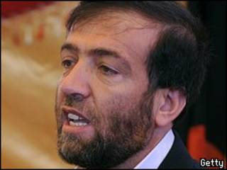 فضل احمد معنوی، رئیس کمیسیون انتخابات افغانستان