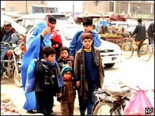 کودکان کابلی