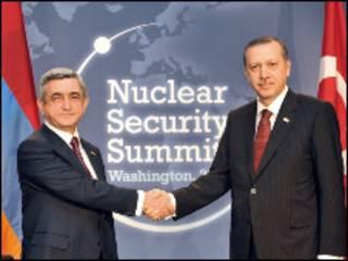 أرمينيا وتركيا