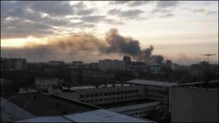 Бишкек ғалаёнлар пайти