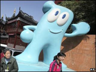 上海世博会吉祥物海宝(17/03/2010)