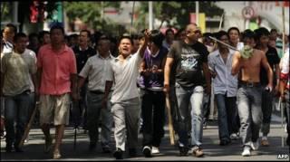 Bạo động ở Tân Cương tháng 7/2009