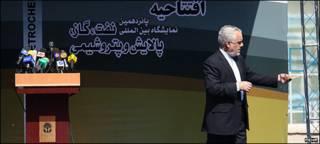 محمدر ضا رحیمی معاون اول رئیس جمهور